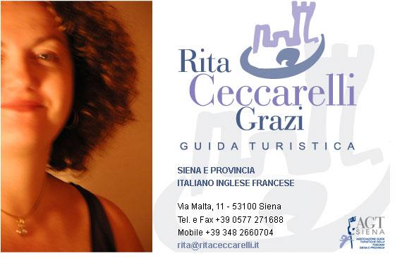 Rita Ceccarelli - Guida Turistica